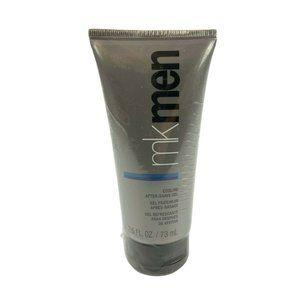 Mary Kay MK Men Cooling After-Shave Gel 2.5 fl oz Tube Moisturizing Skin Care